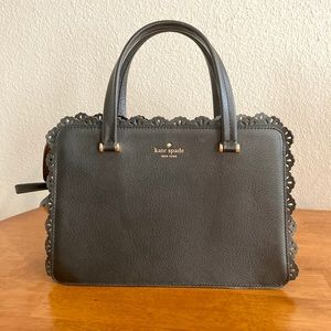 Kate Spade Fordham Court Lise Leather Satchel